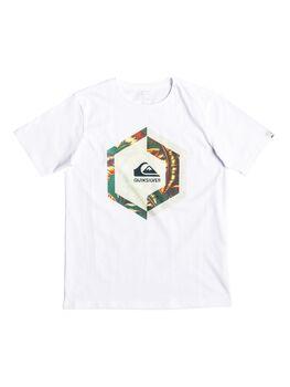 Quiksilver Heat Stroke - Camiseta para Chicos 8-16 niño