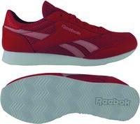 Reebok Royal Classic Jogger 2 Breezy Basics Mujer Rojo