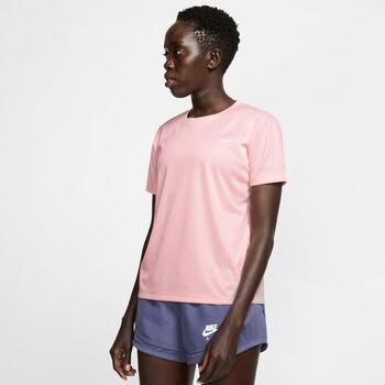 Nike Camiseta m/c Miler mujer