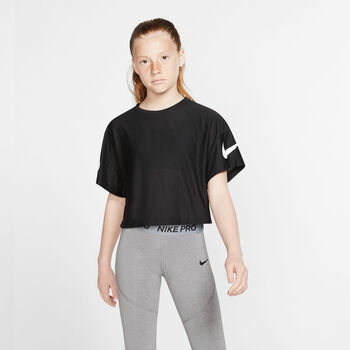 Nike Camiseta manga corta DRY GFX STUDIO TOP niña