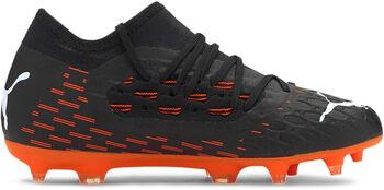 Puma Botas de fútbol Future 6.3 NETFIT FG/AG Negro