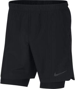 Nike Challenger 2 en 1 hombre Negro