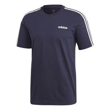 adidas Camiseta manga corta Essentials 3-Stripes hombre