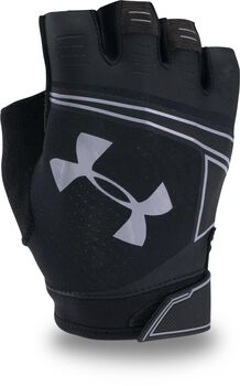 Under Armour Coolswitch Flux Guantes entreno hombre Negro