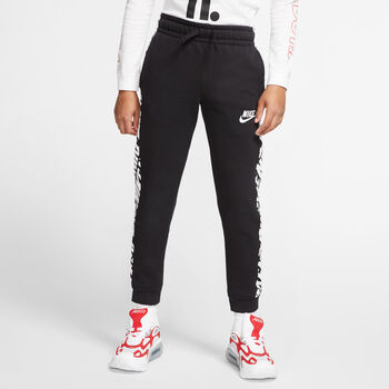 Nike Pantalón Sportswear Big Kids' (Boy Negro