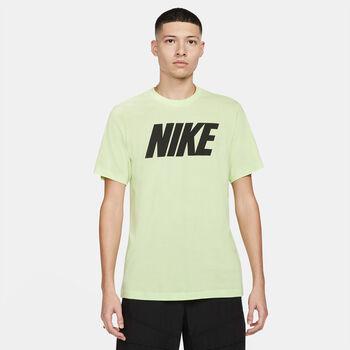 Nike Camiseta manga corta Sportswear hombre Amarillo