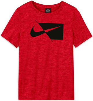 Camiseta manga corta Nike Dry HBR SS niño