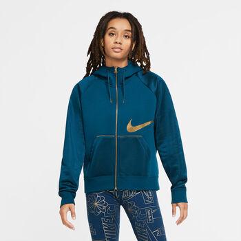Nike Chaqueta Sportswear Icon Clash  mujer Azul