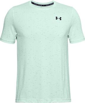 Under Armour Camiseta de manga corta UA Seamless para hombre Azul