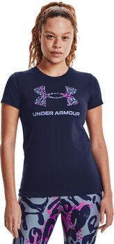 Under Armour Camiseta de manga corta con estampado Sportstyle mujer