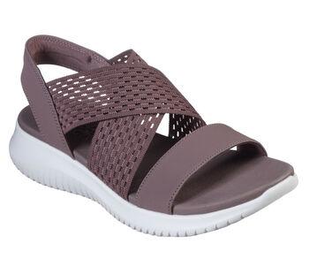 Skechers Sandalias Ultra Flex mujer