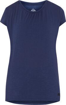 McKINLEY Camiseta Manga Corta Kaiko II wms mujer Azul