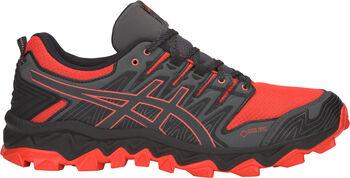 Asics Zapatillas para correr Gel-Fujitrabuco 7 G-TX hombre Rojo