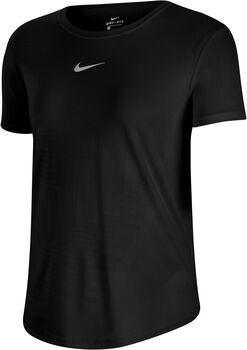 Nike Camiseta Short-Sleeve Top mujer