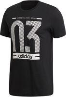 adidas Number 03 Camiseta Manga Corta Hombre