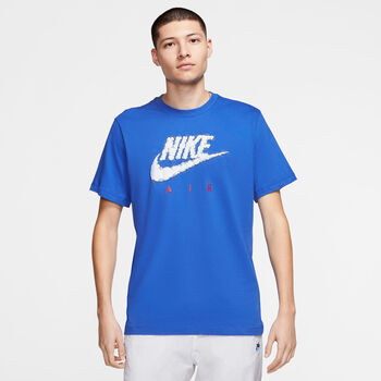 Nike Camiseta Manga Corta M NSW AIR ILLUSTRATION TEE hombre