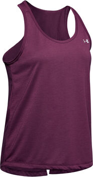 Under Armour Top Whisperlight Tie Back Tank mujer
