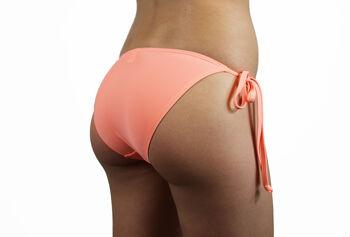 Firefly solid slip lazo bikini mujer