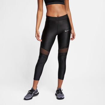 Nike Mallas Running Speed 7/8 mujer Negro