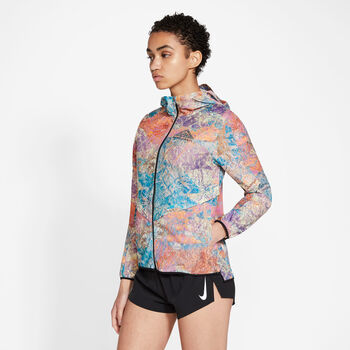 Cortavientos Nike Windrunner Trail mujer