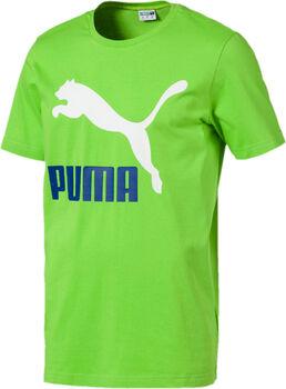 Puma Camiseta de manga corta Classics Logo hombre