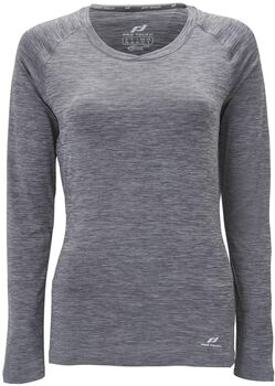 PRO TOUCH Camiseta m/l Rylunga II wms mujer Negro