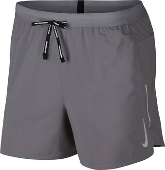 Nike FLX STRIDE SHORT 5IN BF hombre Gris