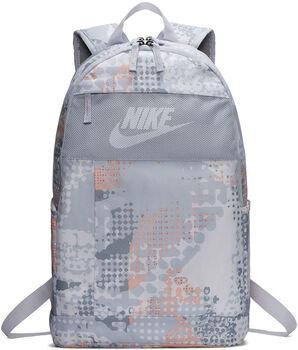 Nike Mochila NK ELMNTL BKPK - 2.0 AOP SP20 Gris