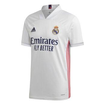 adidas Camiseta Primera Equipación Real Madrid 20/21 hombre