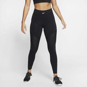 Nike Mallas Pro AeroAdapt mujer Negro