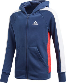 Chaqueta con capucha adidas Athletics Club niño