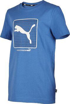 Puma Style Sweat Tee niño