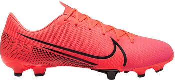 Nike Bota VAPOR 13 ACADEMY FG/MG hombre Rojo