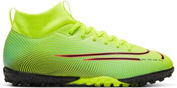 Nike Bota de Fútbol Superfly 7 Academy MDS TF Negro