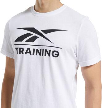 Reebok Camiseta de manga corta de entrenamiento hombre