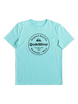 Quiksilver Secret Ingredient - Camiseta para Hombre
