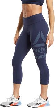 Mallas Reebok CrossFit® Lux 3/4 Large Branded mujer