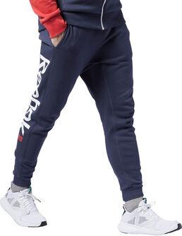 cerebro Paleto dos semanas  Reebok Pantalón de chándal Training Essentials Logo hombre