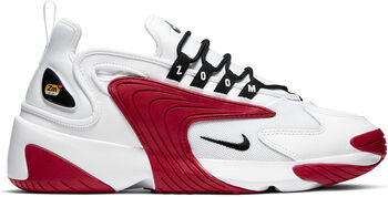 Nike Zapatilla ZOOM 2K hombre Blanco