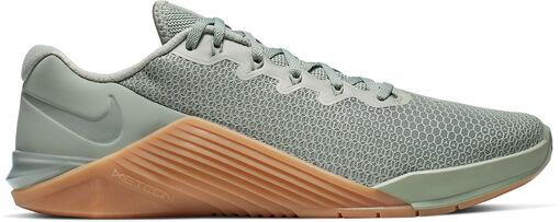 Nike - Zapatilla NIKE METCON 5 - Hombre - Zapatillas Fitness - Verde - 41
