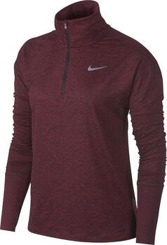 Nike Elemental Top Hz mujer Rojo