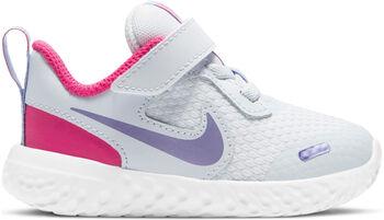 Nike Zapatilla REVOLUTION 5 (TDV) Gris