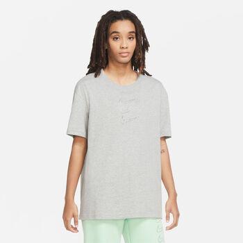 Nike Camiseta Manga Corta Y2K mujer