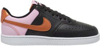 Nike Zapatilla COURT VISION LOW mujer