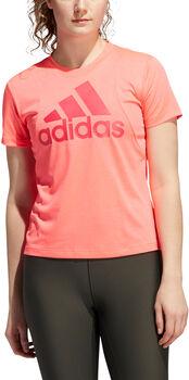 adidas Camiseta Manga Corta Badge Of Sports Logo mujer