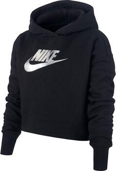 Nike Sudadera G NSW FF CROP niña