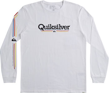 Quiksilver Camiseta Manga Larga Tropical hombre