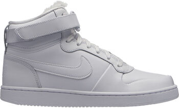 Nike Ebernon Mid Premium mujer Blanco