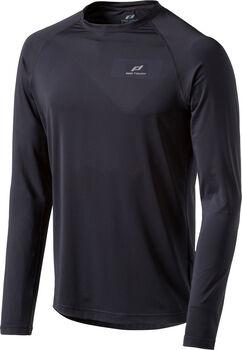 PRO TOUCH Camiseta m/l Rylungo II ux hombre Negro