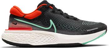 Nike Zapatillas running ZoomX Invincible Run Flyknit hombre Negro